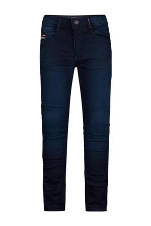 skinny fit jeans Luigi dark blue denim