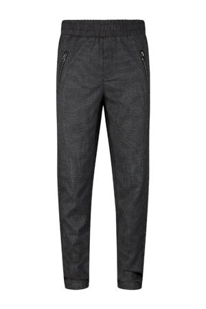 slim fit joggingbroek Arthur zwart