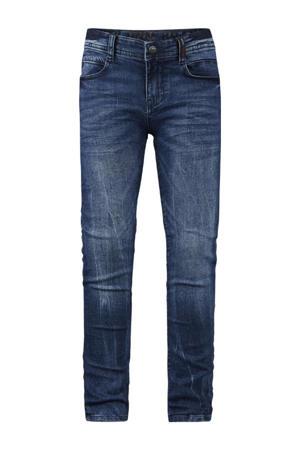 skinny fit jeans Tobias medium blue denim