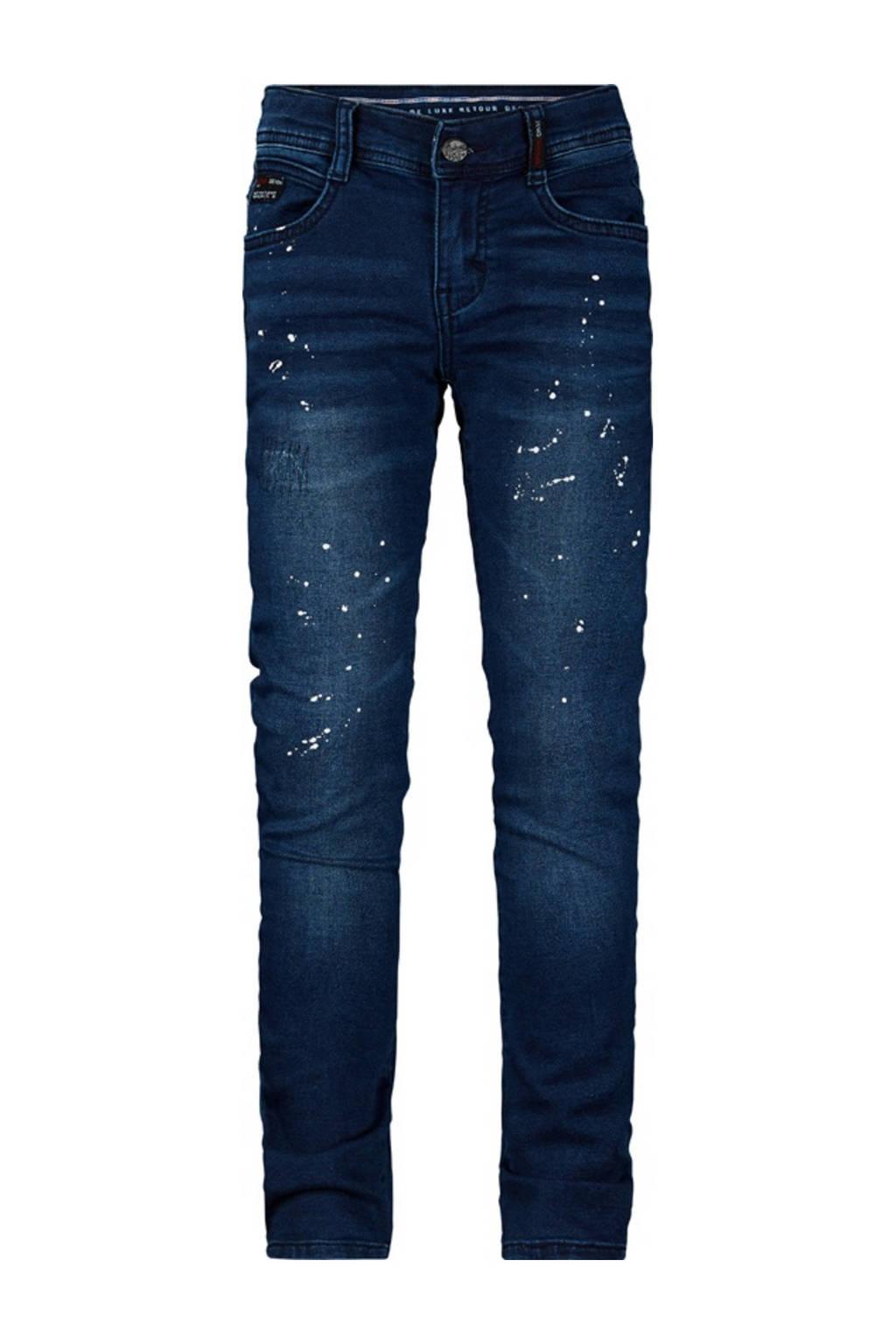 Retour Denim slim fit jeans Robby vintage blue denim, Vintage blue denim