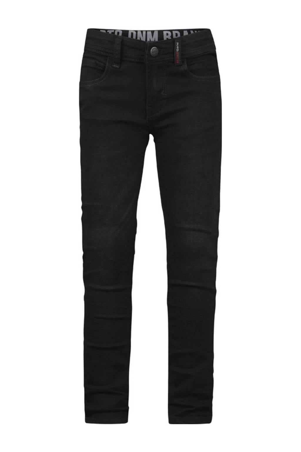 Retour Denim skinny fit jeans Tobias black denim, Black denim