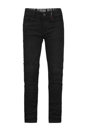 slim fit jeans Tobias black denim