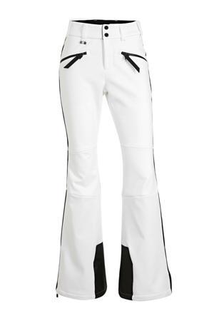 skibroek wit/zwart