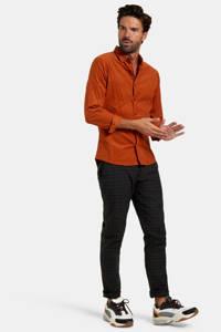 Refill by Shoeby regular fit overhemd oranje, Oranje