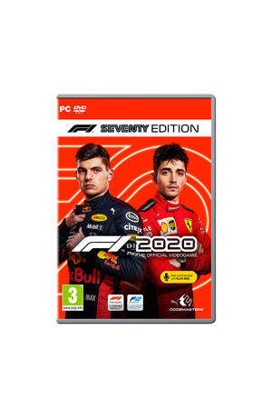F1 2020 Seventy Editie (PC)