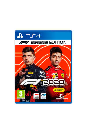 F1 2020 Seventy Editie (PlayStation 4)