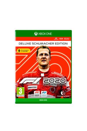 F1 2020 Deluxe Schumacher Editie (Xbox One)