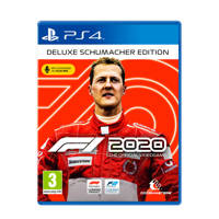 F1 2020 Deluxe Schumacher Editie (PlayStation 4), N.v.t.