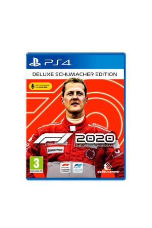 F1 2020 Deluxe Schumacher Editie (PlayStation 4)