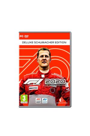 F1 2020 Deluxe Schumacher Editie (PC)