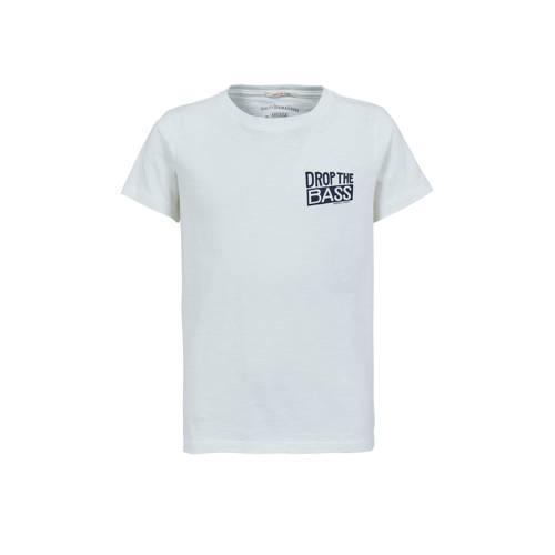 America Today Junior T-shirt Enzo met printopdruk