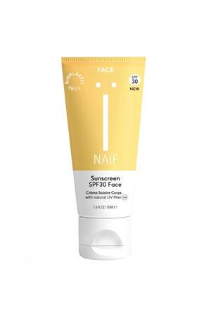 Gezichtszonnebrandcrème SPF30