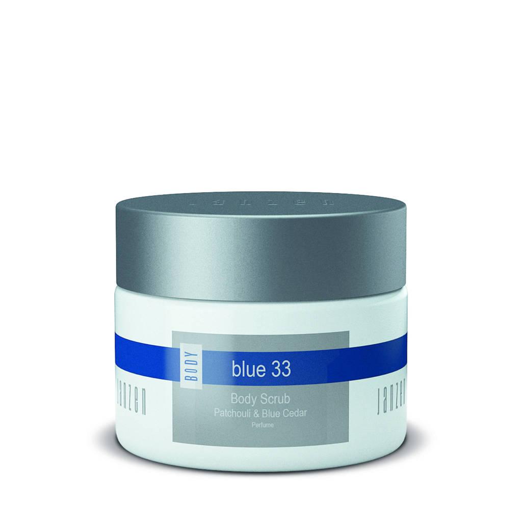 Janzen bodyscrub -  Blue 33
