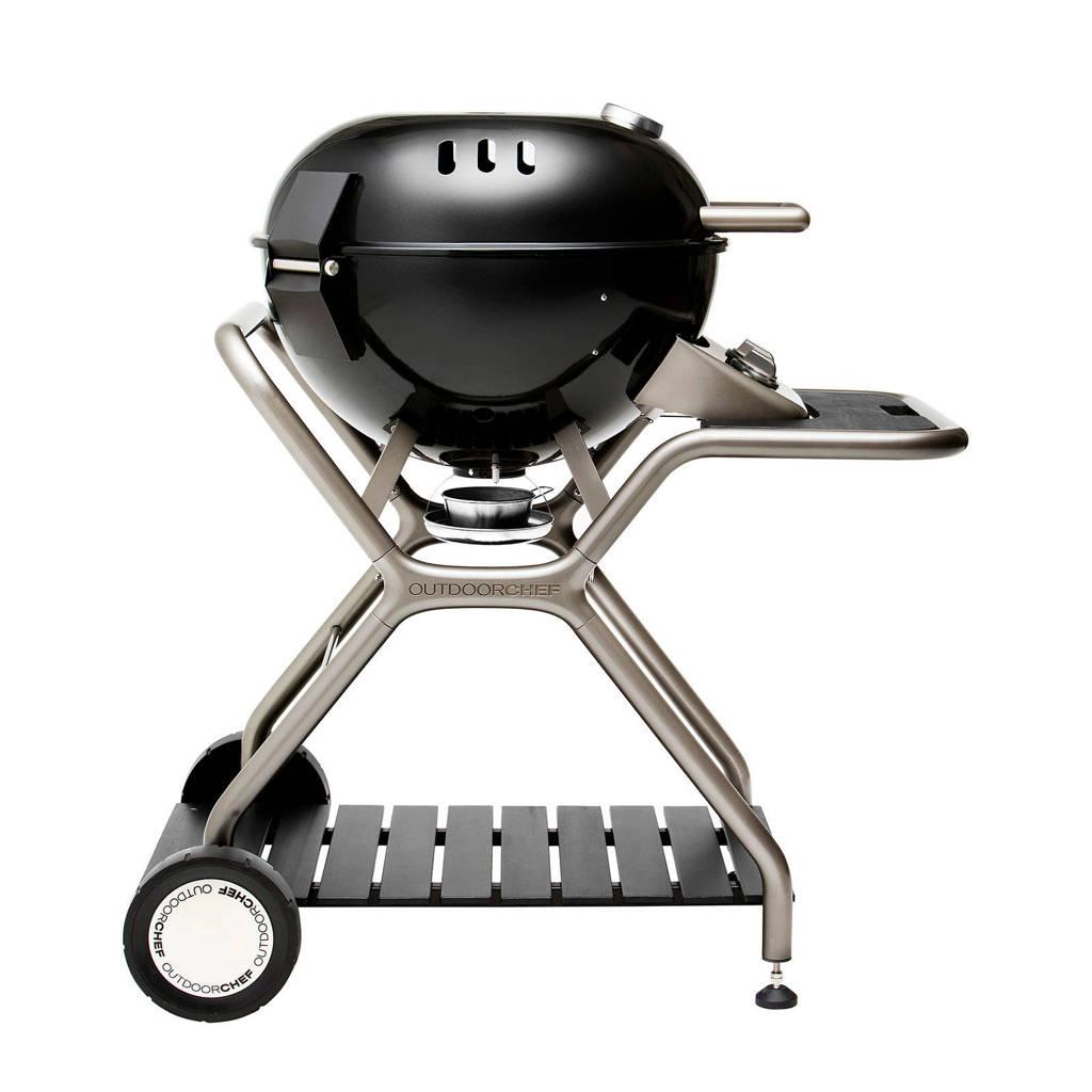 Outdoorchef Ascona gasbarbecue 570 G 30 mBar, Zwart