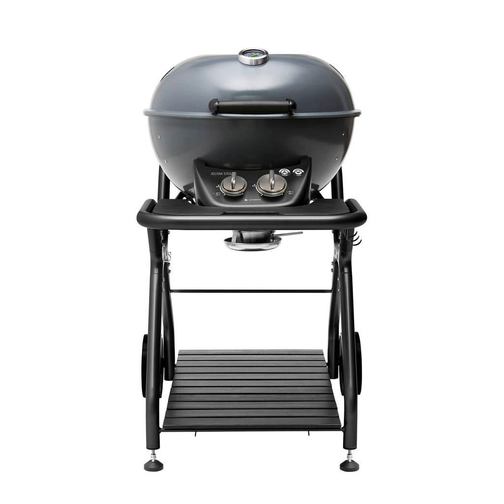 Outdoorchef Ascona gasbarbecue 570 G, Grijs