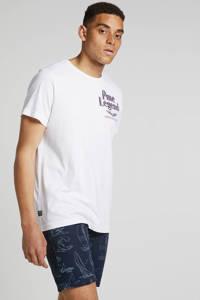 PME Legend T-shirt wit, Wit
