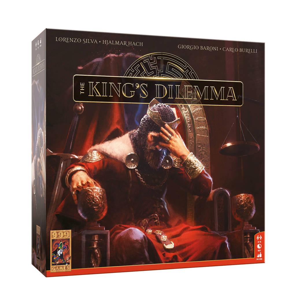 999 Games King's Dilemma bordspel