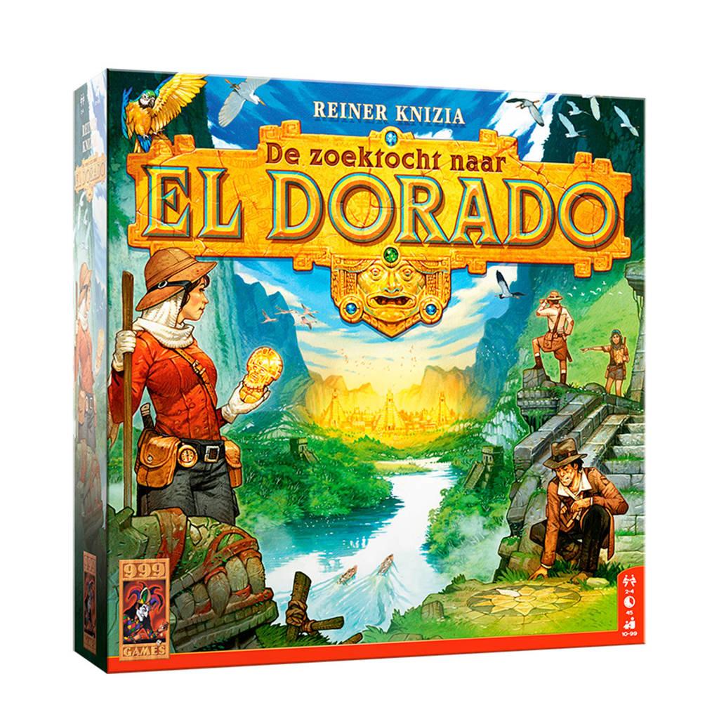 999 Games De Zoektocht naar El Dorado bordspel