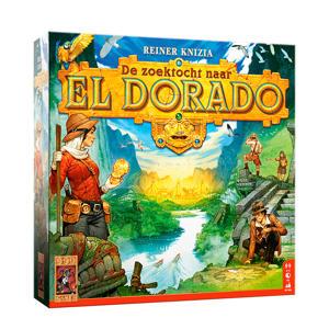 De Zoektocht naar El Dorado bordspel