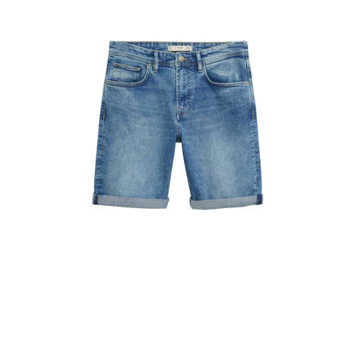 Mango Man slim fit jeans blauw