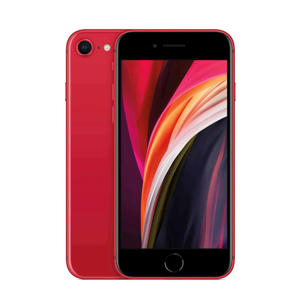 iPhone SE 64GB (rood)