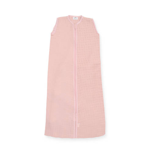 Jollein hydrofiele baby slaapzak zomer pale pink