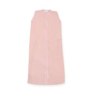 hydrofiele baby slaapzak zomer pale pink