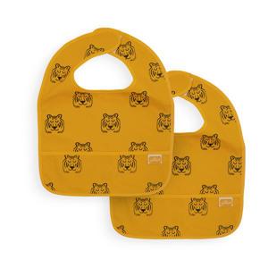 slab waterproof - set van 2 - tiger mustard