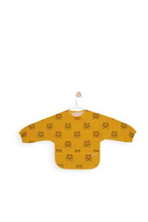 mouwslab waterproof tiger mustard