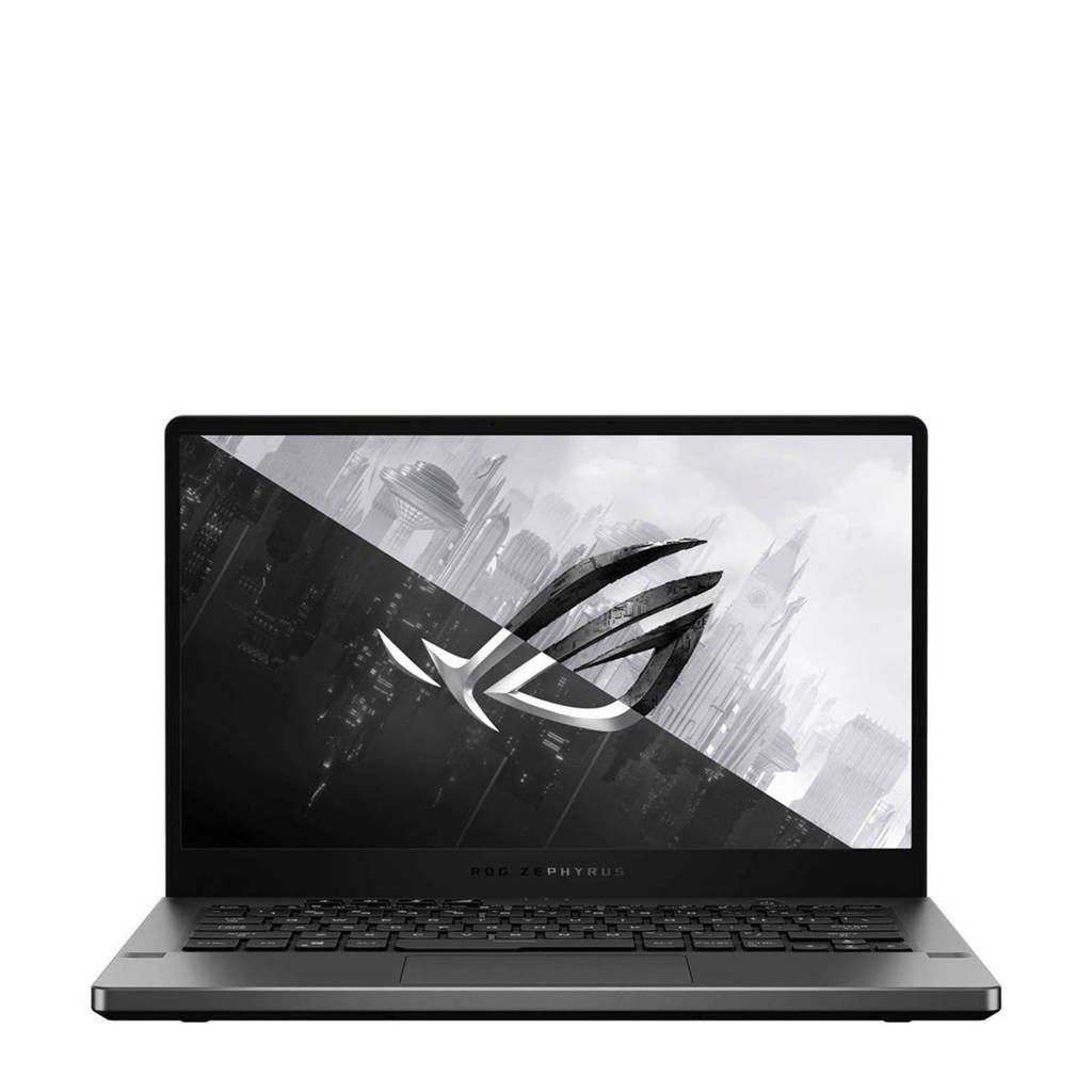 Asus GA401IV-HA116T 14 inch QHD gaming laptop, Grijs
