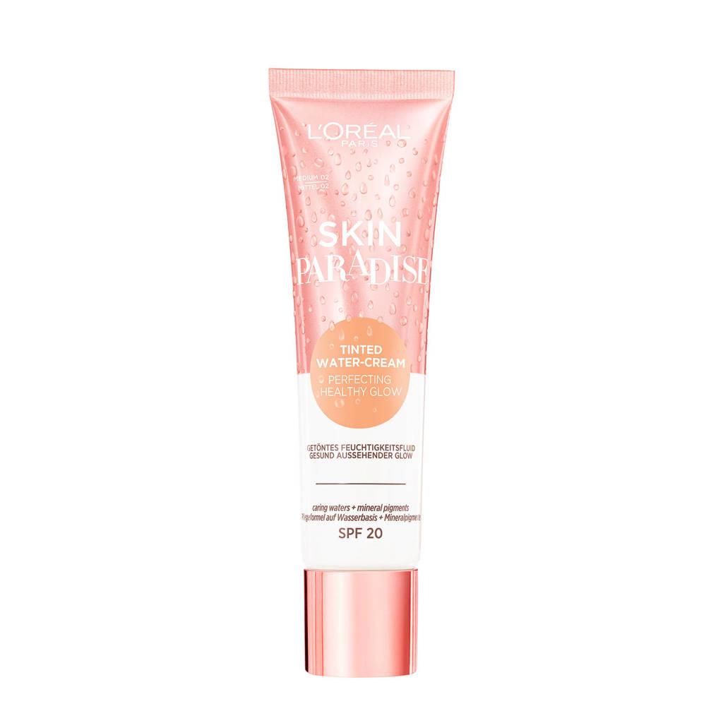 L'Oréal Paris Skin Paradise BB cream - 02 Medium