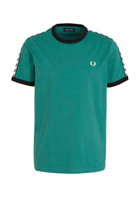Fred Perry T-shirt, Groen