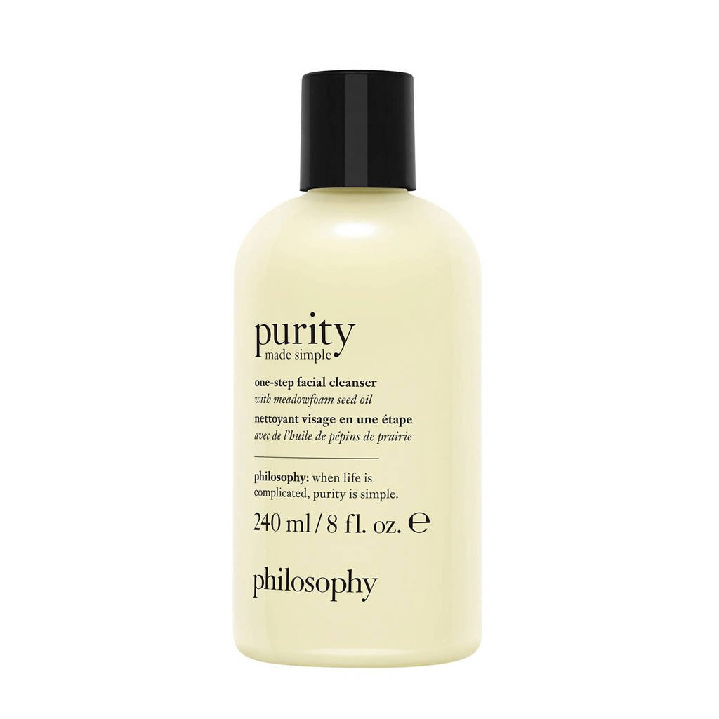 philosophy Purity Made Simple One Step For Face And Eyes  reiniger - 240 ml