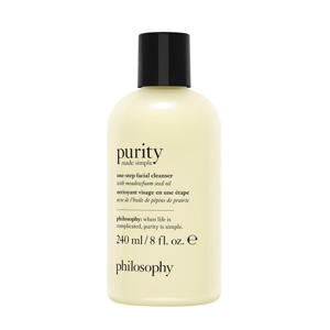 Purity Made Simple One Step For Face And Eyes  reiniger - 240 ml