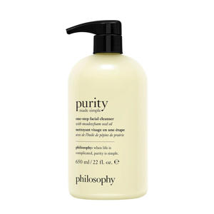 Purity Made Simple One Step For Face And Eyes reiniger - 650 ml