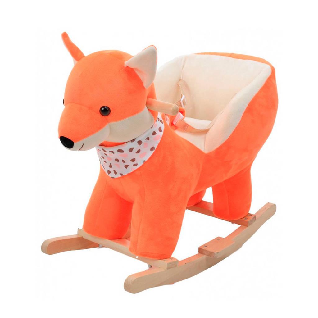 Tryco schommeldier vos, Oranje