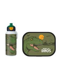 Mepal Campus lunchset Dino  (lunchbox+pop-up fles), Dinotrux