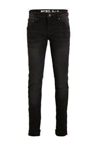 Petrol Industries skinny jeans black stone, Black Stone