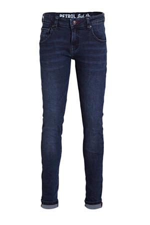 skinny jeans dark blue