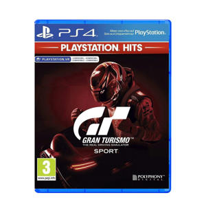 Gran Turismo Sport (Playstation Hits) (PlayStation 4)