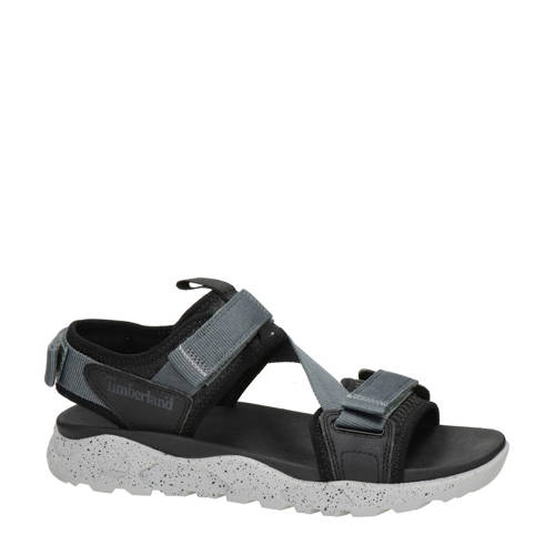Timberland Ribcord sandalen zwart