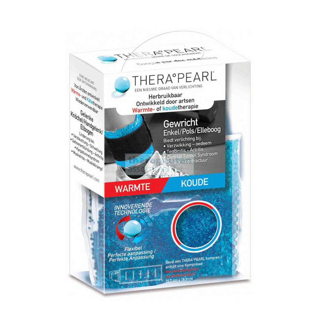 TheraPearl Ankle/Wrist Wrap