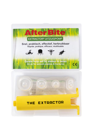 After Bite Extractor Uitzuigpomp