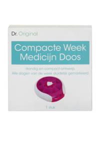 Dr. Original Compacte Week Medicijn Doos