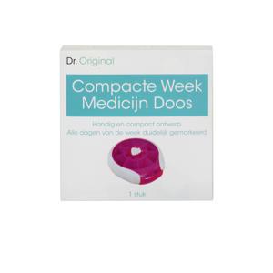 Compacte Week Medicijn Doos