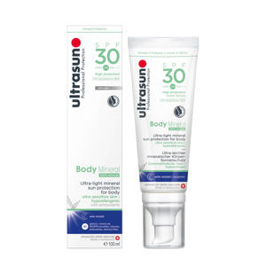 Body Mineral zonnebrand SPF30 - 100 ml