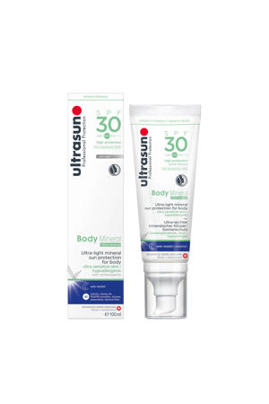Body Mineral zonnebrand SPF30 - 100 ml
