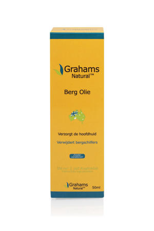 Berg Olie - 50 ml