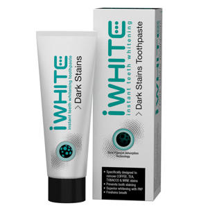 Instant Whitening Tandpasta Dark Stains