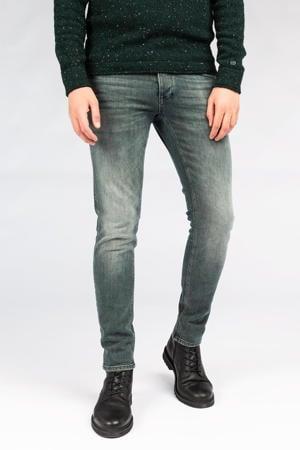 slim fit jeans Riser grijsblauw